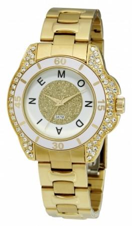 Dica de Presente no Dia das Mães - Relógio Feminino Dourado